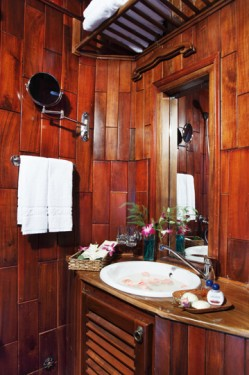 Le Cochinchine - Bathroom