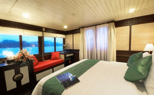 Family suite room - Bhaya cruise