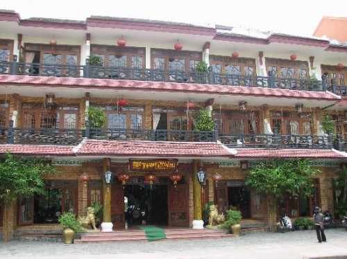 Thanh Binh III Hotel Exterior