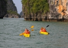 Halong bay kayaking tour 3 days